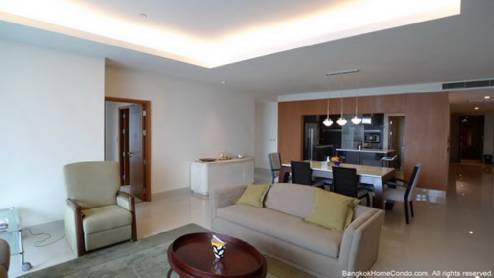 Apartment For Rent, Ascott Sky Villa Sathorn 9, 215sq.m., 4bed, 24flr - 775