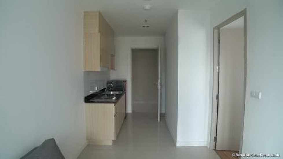 Condo For Rent, Ideo Ratchada-Huaykwang, 1bed, 8flr, 33sq.m. - 1256