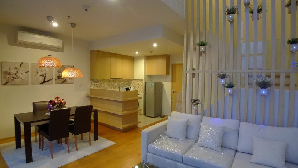Condo For Rent, Villa Rachatewi, 1bed, 37flr, 70sq.m. - 1363