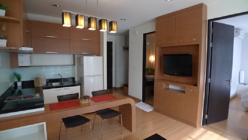 Condo For Rent, The Address Siam, 2bed, 11flr, 70sq.m. - 1368