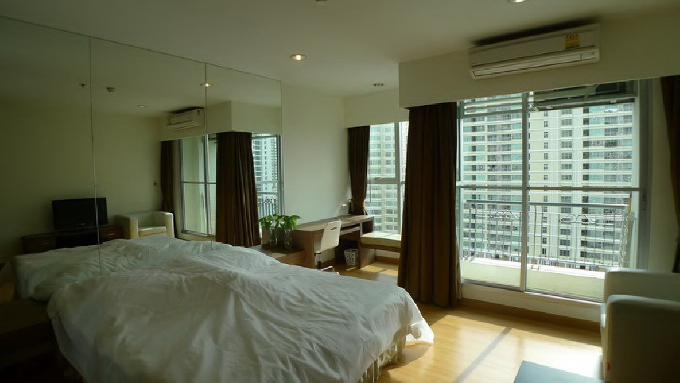 Condo For Rent, The Address Siam, 0bed, 16flr, 45sq.m. - 1369