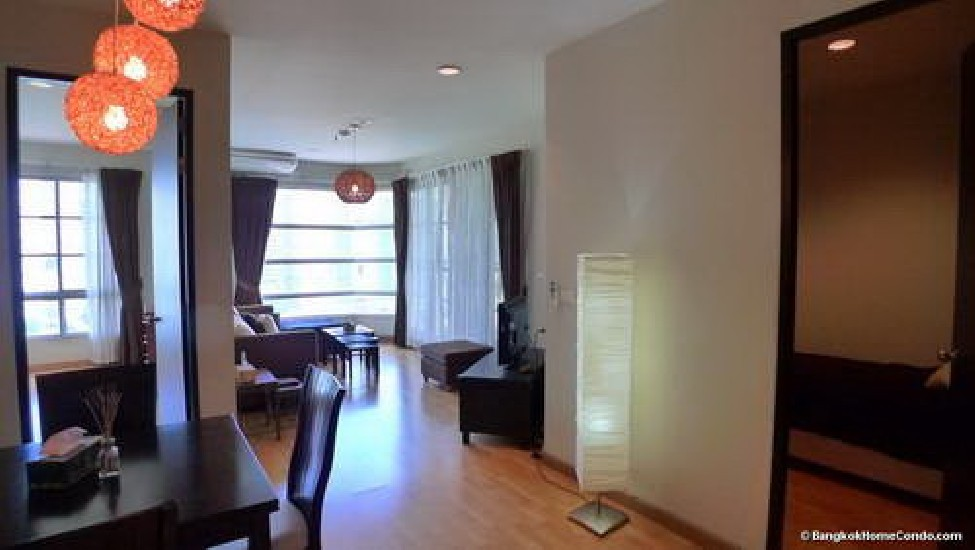 Condo For Rent, AP CitiSmart Sukhumvit 18, 2bed, 9flr, 78sq.m. - 1383