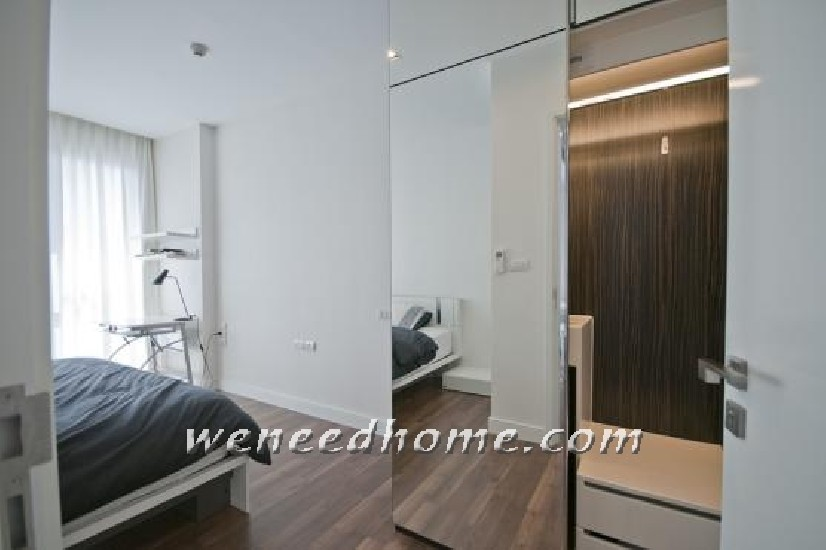 The Room Sukhumvit 62 for rent 45 sqm. 1 Bed pool view high floor fully furnished