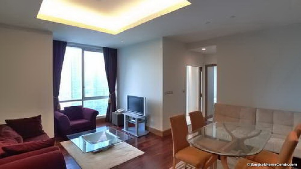 Condo For Rent, Ascott Sky Villa Sathorn 9, 2bed, 23flr, 75sq.m. - 1396