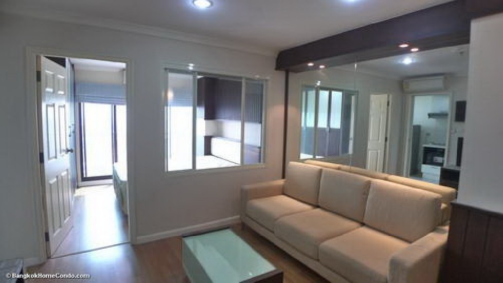 Condo For Rent, Lumpini Place Narathiwat-Chaophraya, 1bed, 15flr, 40sq.m. - 1485