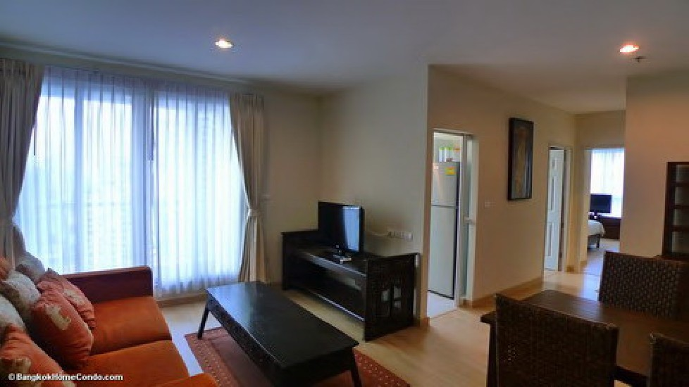 Condo For Rent, Life @ Sathorn 10, 2bed, 21flr, 65sq.m. - 1490