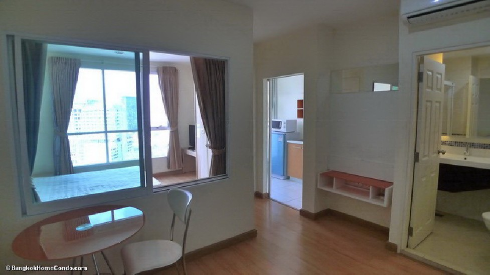 Condo For Rent, Life @ Sukhumvit 65, 1bed, 19flr, 30sq.m. - 1497
