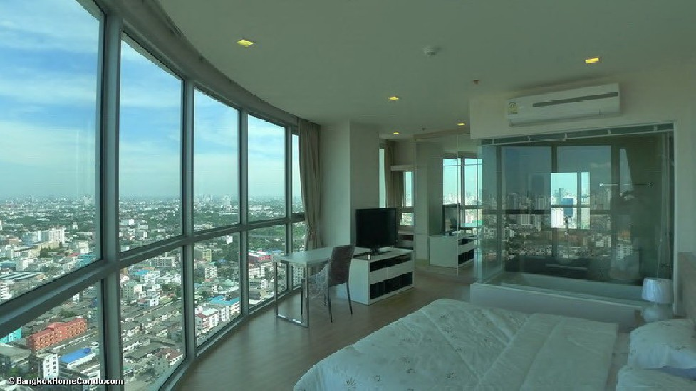 Condo For Rent, Le Luk Sky Walk Sukhumvit 69, 1bed, 37flr, 55sq.m. - 1498