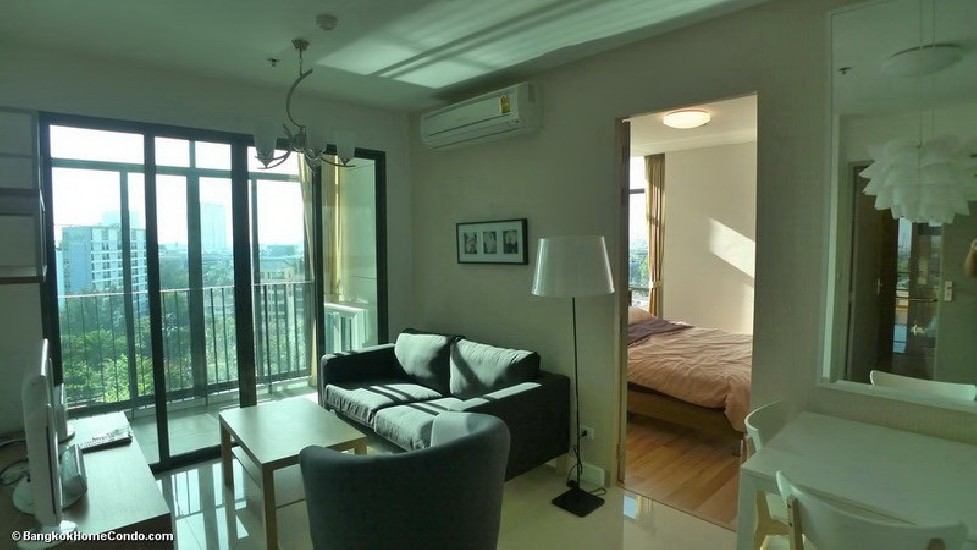 Condo For Rent, Ideo Blucove Sukhumvit, 2bed, 9flr, 60sq.m. - 1495