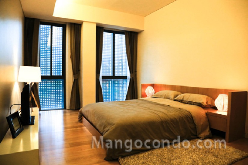 2beds at Siamese Gioia Sukumvit 31 condo for rent 85,000 ฿ 145 Sqm. Private Sky gardens