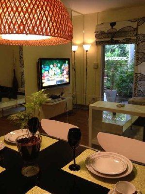 Luxury Modern Fully Furnished House พฤกษาบางใหญ่ ใกล้รถไฟฟ้าสายสีม่วง15900บาท