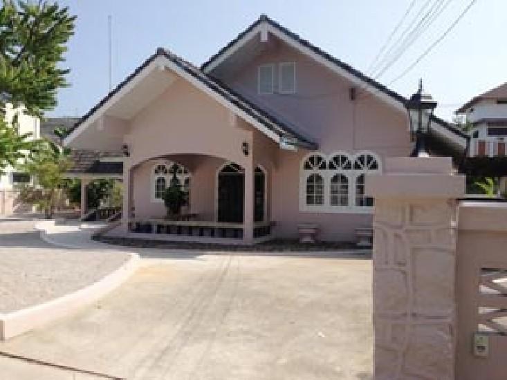 ขาย- ให้เช่า, For Sale-Rent บ้านเดี่ยวหัวหิน 4 ห้องนอน 3 ห้องน้ำ 1ห้องครัว 140 ตรว ทำเลดี