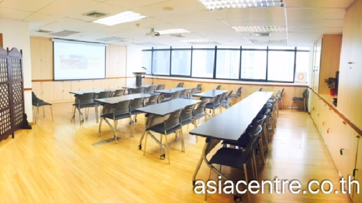 Space Rental for Meeting Training Seminar Conference Event Networking - Asia Centre -  Phayatha