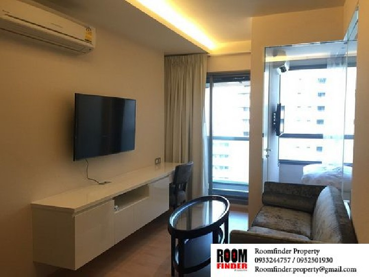 For Rent (สำหรับเช่า) H Sukhumvit 43 / 1 bed / 40 Sqm.**38,000** Fully Furnished. New Unit