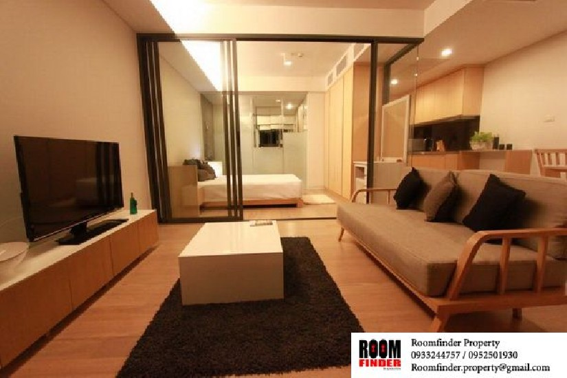 For Rent (สำหรับเช่า) Siamese Gioia Sukhumvit 31 / 1 bed / 50 Sqm.**35,000** Fully Furnish