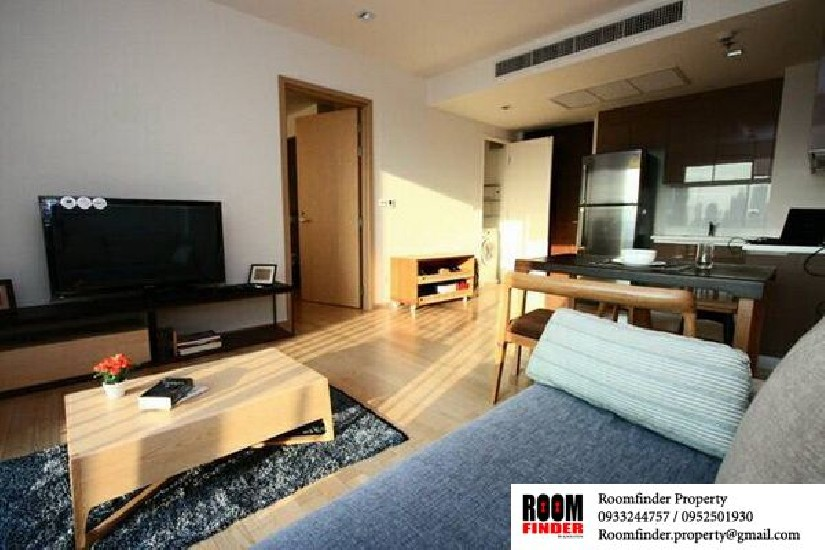 For Rent (สำหรับเช่า) Siri At Sukhumvit BTS Thonglor / 1 bed / 52 Sqm.**33,000** Nice Unit