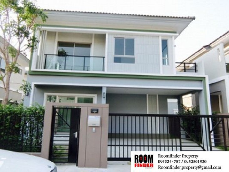 For Rent (สำหรับเช่า) The Plant Estique Pattanakarn 38 / 3 beds 3 baths / 40 Sqw.**40,000*