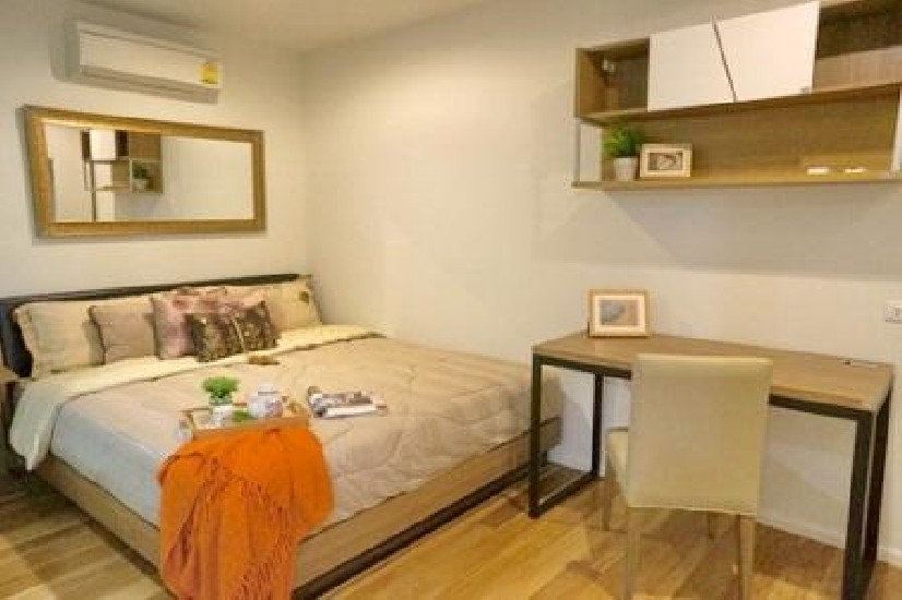 Focus Condo one bedroom for rent, nice city view (walking to Saladaeng BTS, Silom MRT, Sil