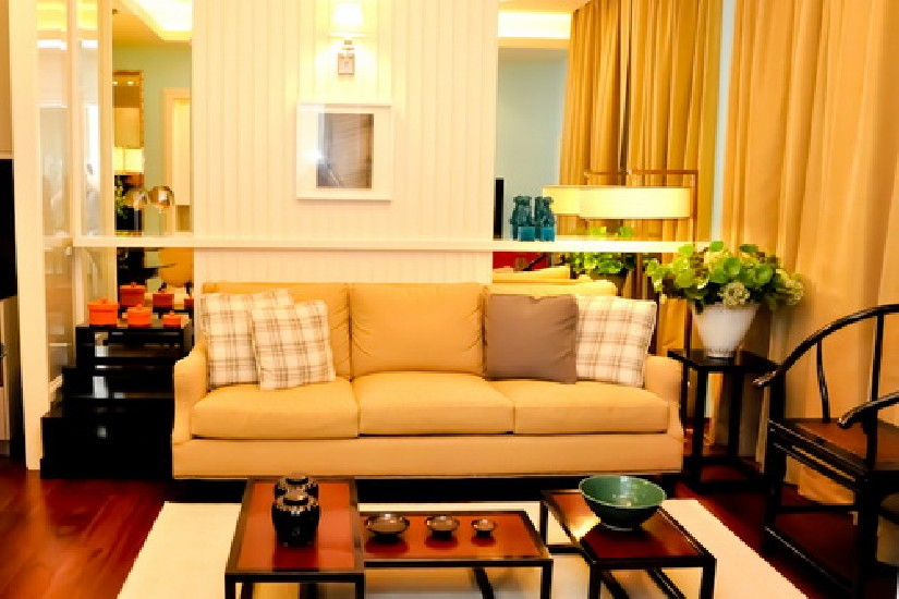 1 bedroom condo at Sansiri Quattro for rent/ sale