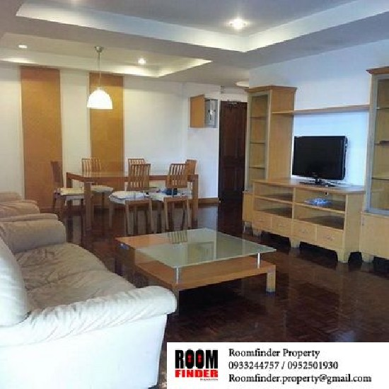 For Rent (สำหรับเช่า) Taiping Tower Ekamai / 3 beds 2 baths / 145 Sqm.**40,000** Fully Fur