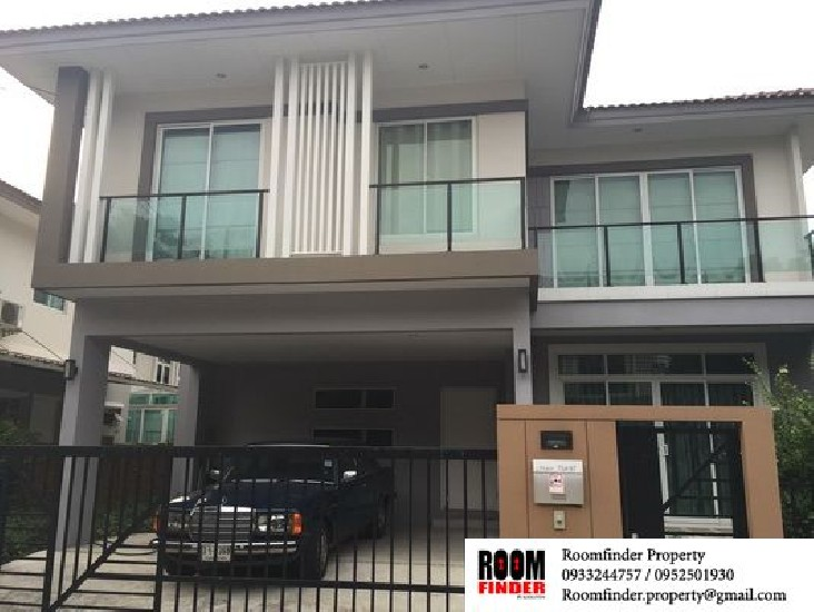 For Rent (สำหรับเช่า) The Plant Pattanakarn 38 / 3 beds 3 baths / 55 Sqw.**50,000** Fully