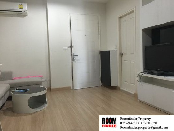 For Rent (สำหรับเช่า) Life Ladprao 18 / 1 bed / 40 Sqm.**17,000** Fully Furnished. Nice Un
