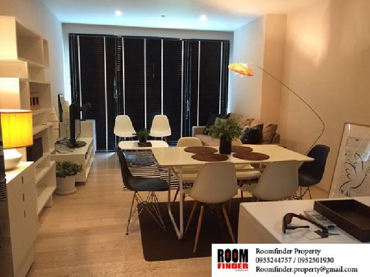 For Rent (สำหรับเช่า) Noble Solo Thonglor / 2 beds 1 bath / 67 Sqm.**45,000** Fully Furnis