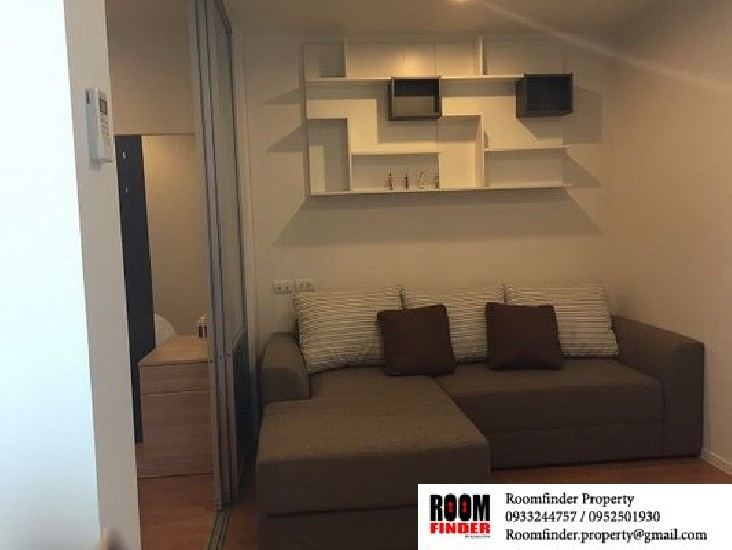 For Rent (สำหรับเช่า) Lumpini Place Srinakarin-Huamark / 1 bed / 24 Sqm.**10,000** Fully F
