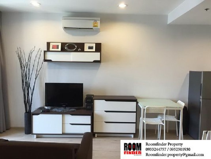 For Rent (สำหรับเช่า) Ideo Q Ratchathewi / 1 bed / 34 Sqm.**24,000** Fully Furnished. Bran