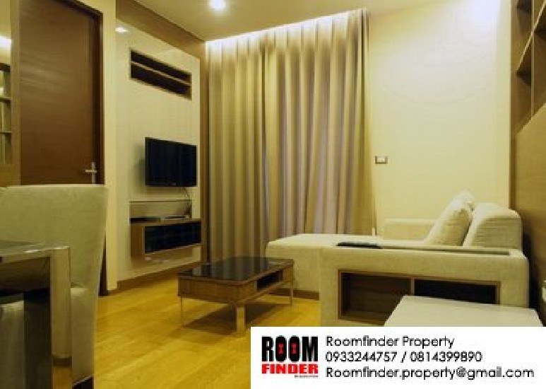 For Rent (สำหรับเช่า) The Address Asoke / 2 beds 2 baths / 66 Sqm.**38,000** Fully Furnish