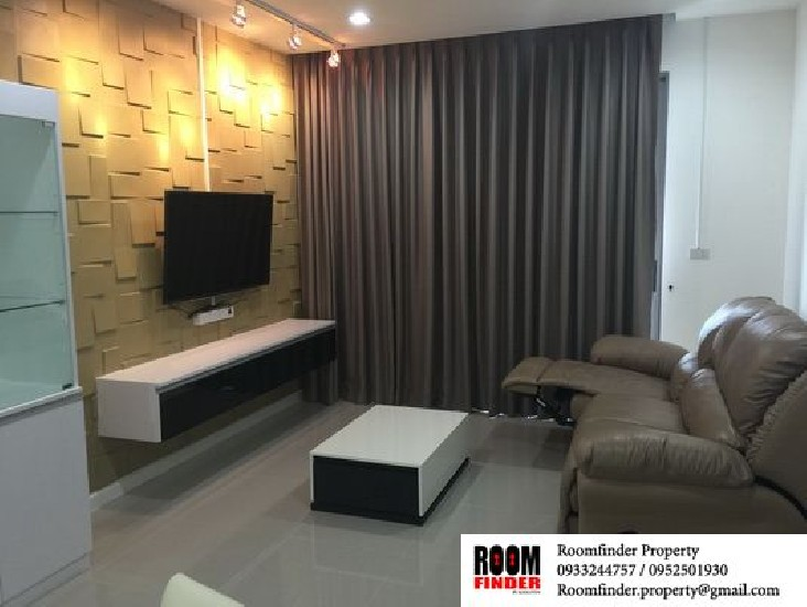 For Rent (สำหรับเช่า) Starview Rama 3 / 2 beds 2 baths / 77 Sqm.**40,000** Fully Furnished