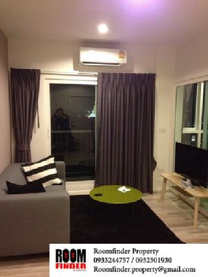 For Rent (สำหรับเช่า) The Key Wuttakard / 1 bed / 32 Sqm.**11,000** Fully Furnished. Inc.