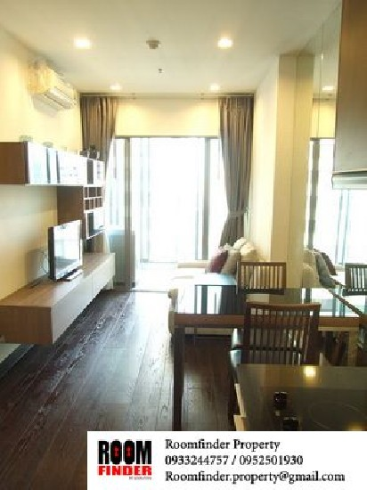 For Rent (สำหรับเช่า) Ideo Q Phayathai / 1 bed / 41 Sqm.**26,000** Fully Furnished. Pool V