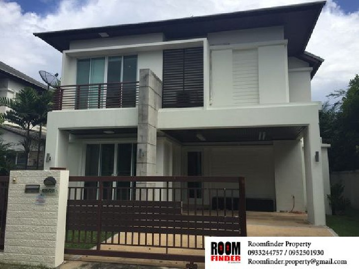 For Rent (สำหรับเช่า) Blue Lagoon Bangna / 3 beds 3 baths / 60 Sqw.**40,000** Fully Furnis