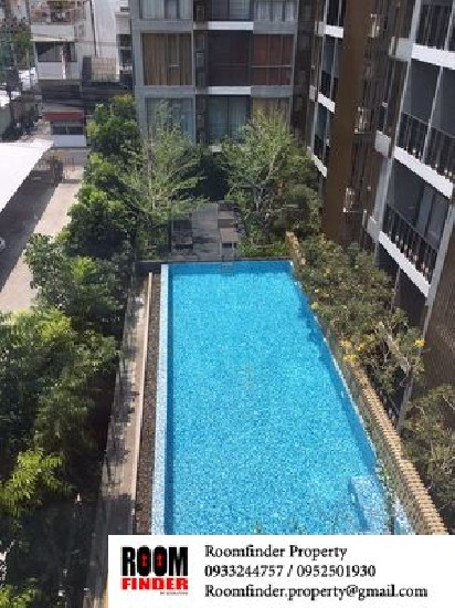 For Rent (สำหรับเช่า) Klass Silom / 1 bed / 32 Sqm.**23,000** Fully Furnished. New Unit. P