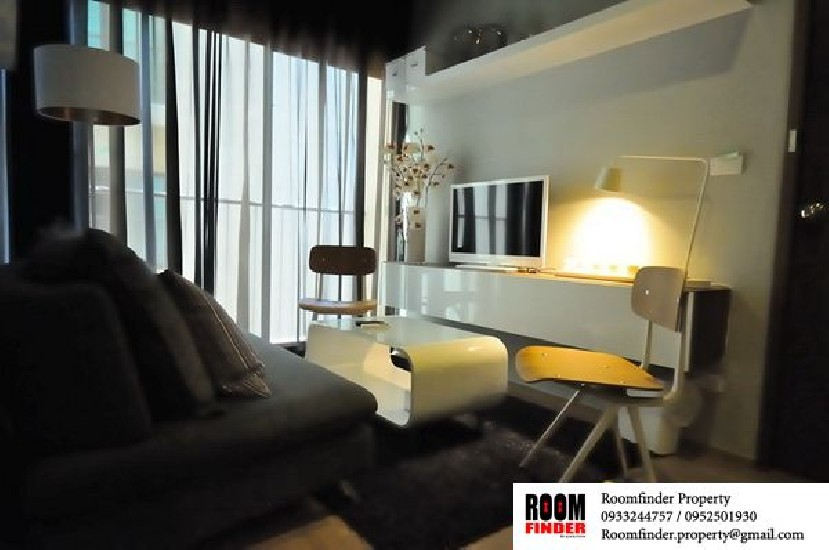 For Rent (สำหรับเช่า) Noble Revent Phayathai / 1 bed / 36 Sqm.**25,000** Fully Furnished.