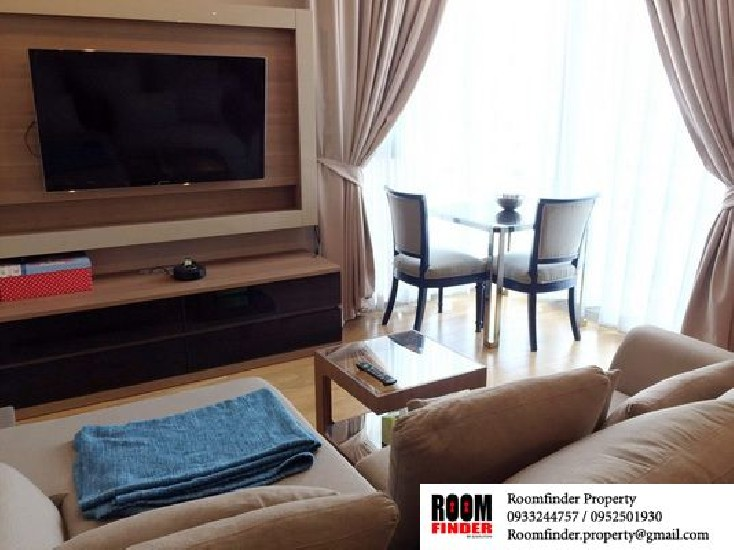 For Rent (สำหรับเช่า) The Breeze Narathiwas / 1 bed / 47 Sqm.**28,000** Fully Furnished. H