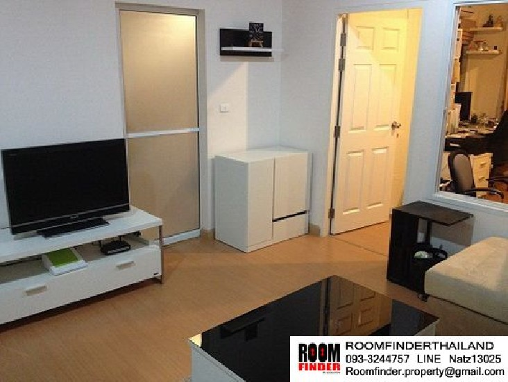 FOR RENT (สำหรับเช่า) Life At Thapra / 1 bed / 47 Sqm.**14,000** Fully Furnished. Big Room