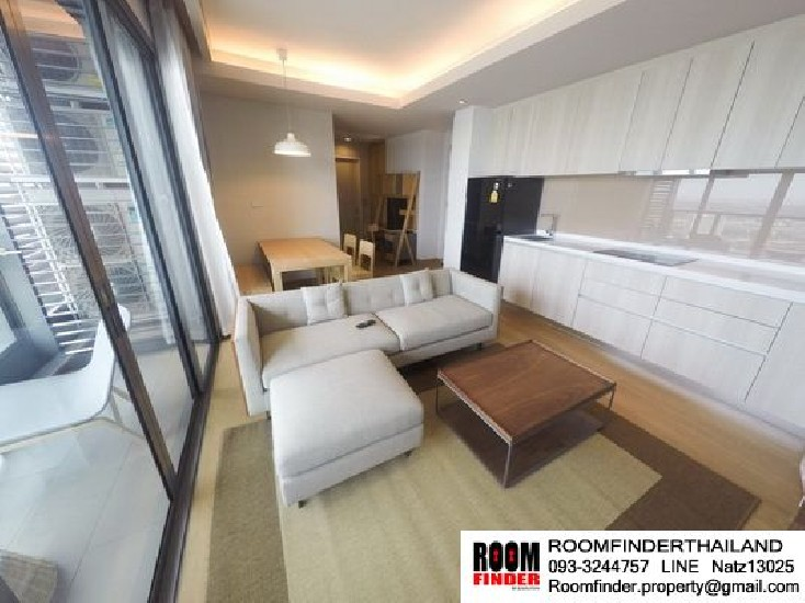 FOR RENT (สำหรับเช่า) The Lumpini Sukhumvit 24 / 2 beds 2 baths / 65 Sqm.**61,000** Brand