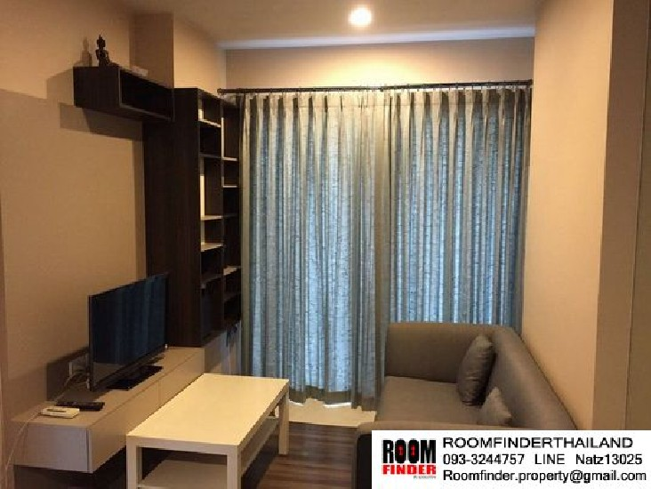 FOR RENT (สำหรับเช่า) Teal Sathorn-Taksin / 1 bed / 35 Sqm.**14,000** Fully Furnished. Nic