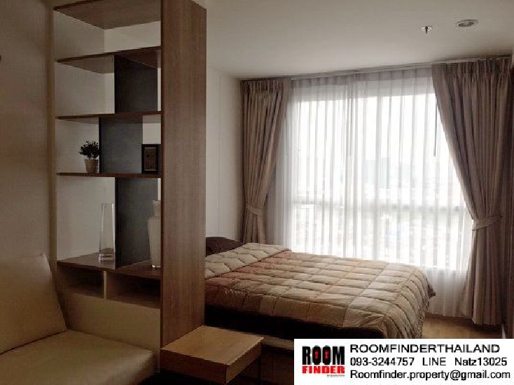 FOR RENT (สำหรับเช่า) U Delight Pattanakarn-Thonglor / Studio / 26 Sqm.**12,000** High Flo