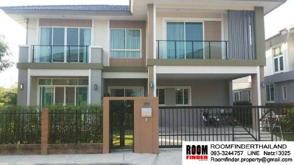 FOR RENT (สำหรับเช่า) The Plant Pattanakarn 38 / 3 beds 3 baths / 70 Sqw.**60,000** Fully