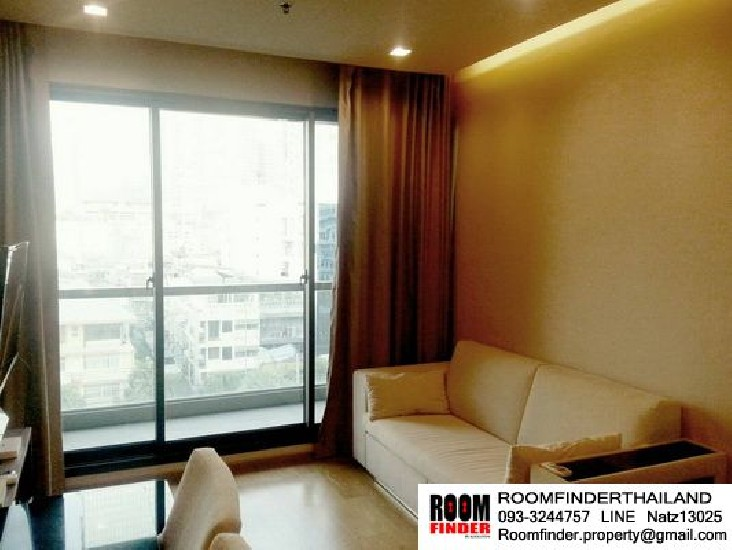 FOR RENT (สำหรับเช่า) The Address Sathorn / 2 beds 2 baths / 66 Sqm.**55,000** Fully Furni