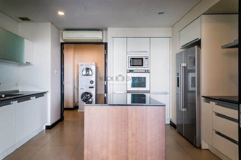 Condo For Rent The Park Chidlom 3 Bed 180000 Baht
