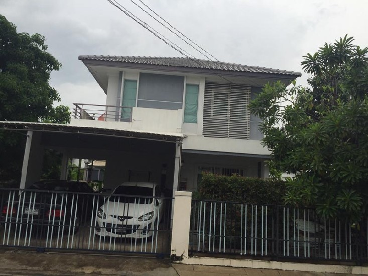 House For Sale Chollada Suvarnabhumi 3 Bed 5047000 Baht