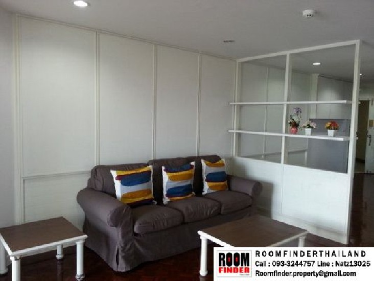 FOR RENT (สำหรับเช่า) Taiping Tower / 3 beds 2 baths / 145 Sqm.**40,000** Nice Unit. Fully