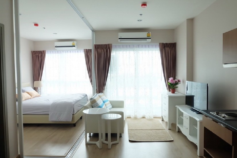 FOR RENT (สำหรับเช่า) The Tempo Grand Sathorn-Wuttakard / 1 bed / 31 Sqm.**12,000** Fully
