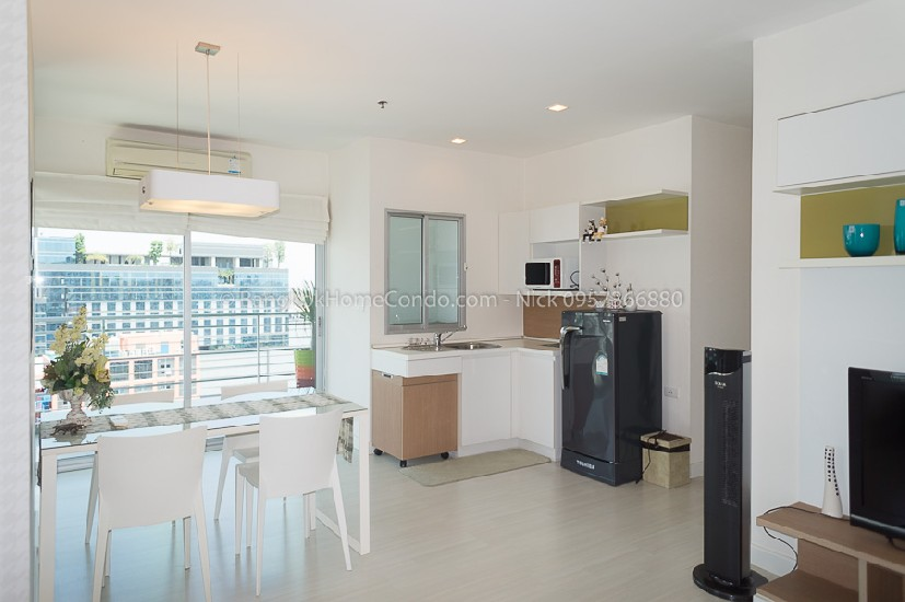 Condo For Rent The Room Rachada 2 Bed 25000 Baht