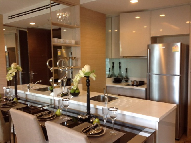 Condo For Rent The Address Asoke 1 Bed 30000 Baht