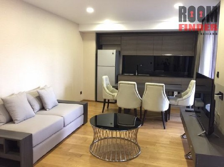 FOR RENT (สำหรับเช่า) Klass Langsuan / 2 beds 2 baths / 74 Sqm.**65,000** Fully Furnished.